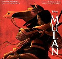 Cover Soundtrack - Mulan [Version française]